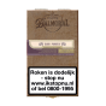 Balmoral RS Panatela Claro per sigaar