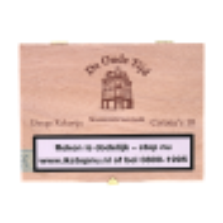 Charles de Brouckere Assortiment Corona 10 Sigaren