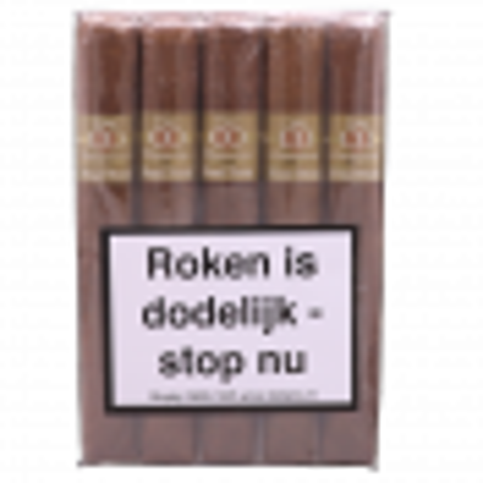 Cigar Obsession Final Third Toro bundel met 5 sigaren
