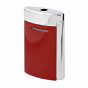 St Dupont New MiniJet Brilliant Red aansteker