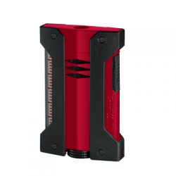S.T. Dupont Extreme torch aansteker Rood