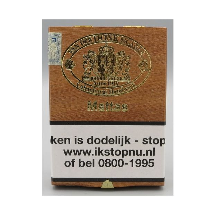 Van der Donk Mattas 5 Sigaren