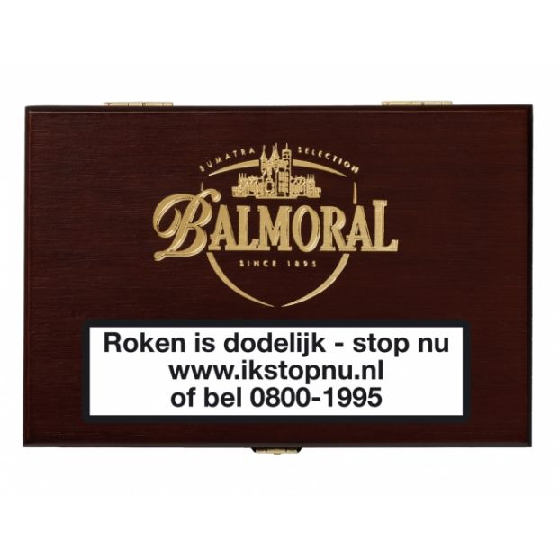 Balmoral Sumatra Selection Collection 9 sigaren