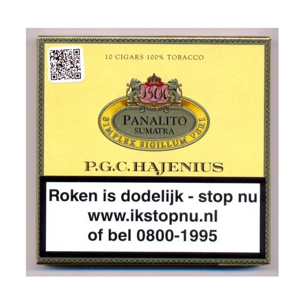 Hajenius Panalito 10 Sigaren