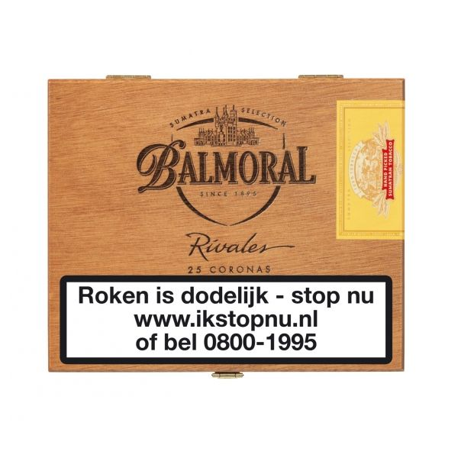 Balmoral Sumatra Selection Rivales 25 sigaren