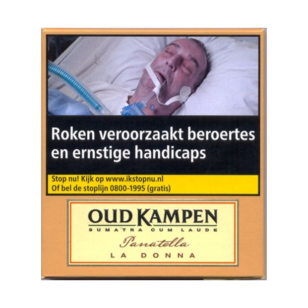 Oud Kampen La Donna 10 Sigaren