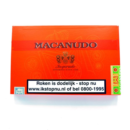 Macanudo Inspirado Robusto 10 sigaren