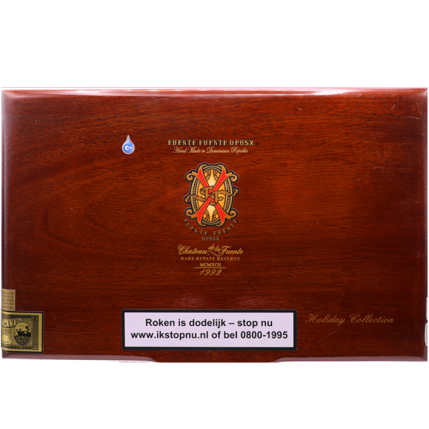 Arturo Fuente Opus X Holiday Collection 15 sigaren