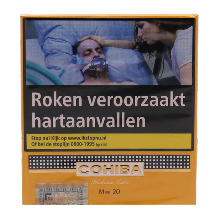 Cohiba Mini 20 sigaren