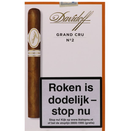 Davidoff Grand Cru No.2 per sigaar