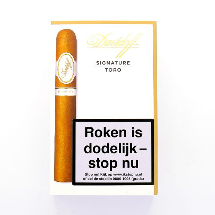 Davidoff Signature Toro per sigaar