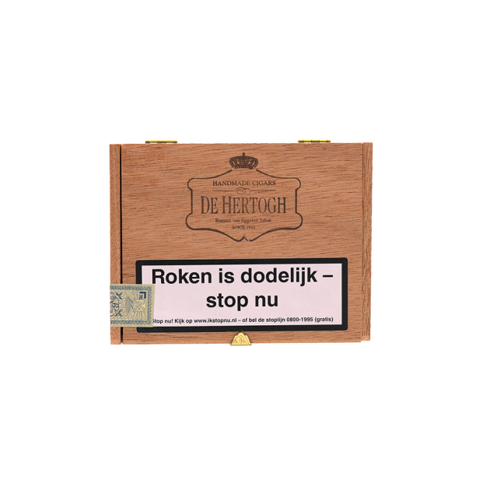 De Hertogh Petit Corona 10 sigaren