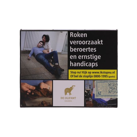 De Olifant Petit Sumatra 50 sigaren