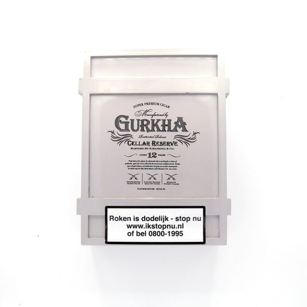 Gurkha Cellar Reserve Aged 12 Years Solara Double Robusto per sigaar