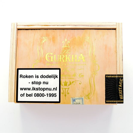 Gurkha Heritage Robusto per sigaar