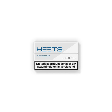 IQOS Heets Blue Label