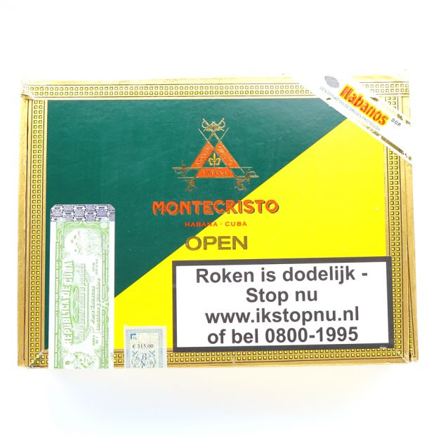 Montecristo Open Eagle 20 sigaren