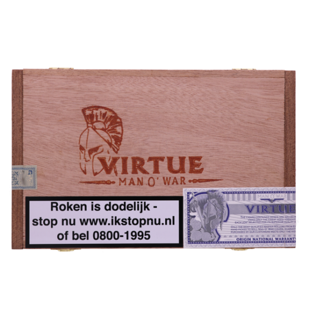 Man O' War Virtue Robusto per sigaar