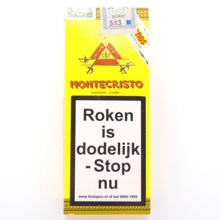 Montecristo No.4 3 sigaren