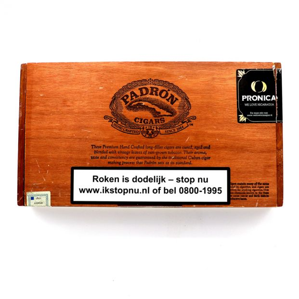 Padron 3000 Maduro per sigaar