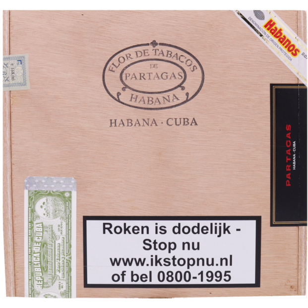 Partagas Serie D No.6 per sigaar