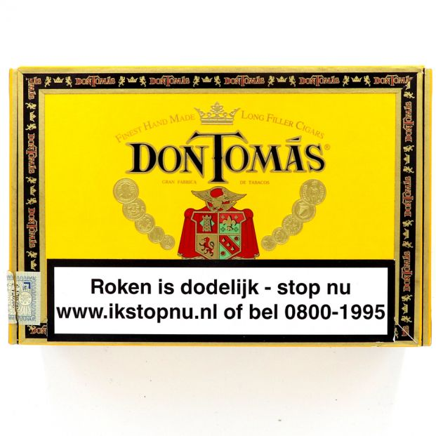 Don Tomas  Clasico Rothschild 25 sigaren